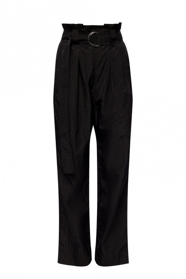 Ganni Loose-fitting trousers