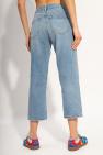 Ganni Organic cotton jeans