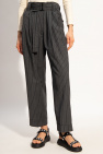 Ganni Pleat-front trousers