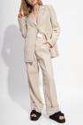 Ganni Linen trousers