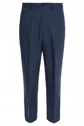 Pleat-front trousers od Kenzo