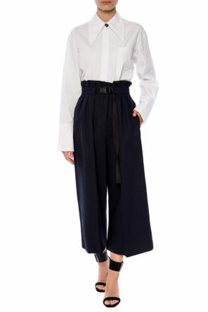 Trousers with tabs od Kenzo