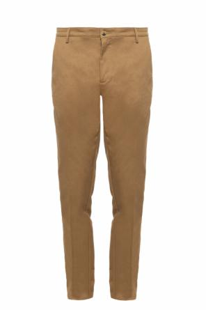 Trousers with tapered legs od Kenzo