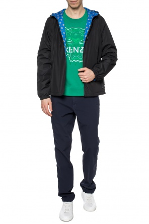Branded trousers od Kenzo