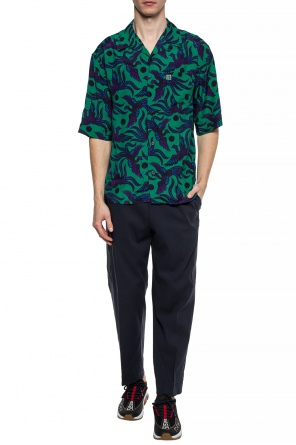Loose-fitting trousers od Kenzo