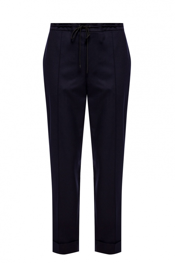 Trousers with turn up legs od Kenzo