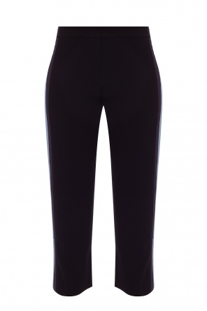 Side stripe trousers od Kenzo