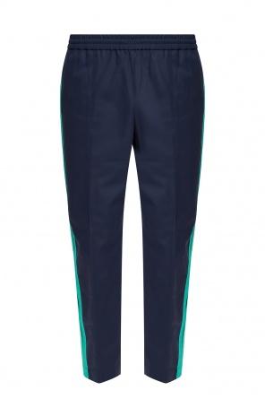 侧条纹长裤 od Kenzo