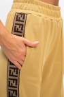 Fendi Side stripe sweatpants