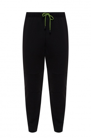 Adorned sweatpants od Fendi