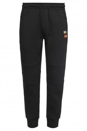 Logo sweatpants od Fendi