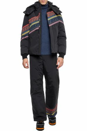 Branded ski trousers od Fendi