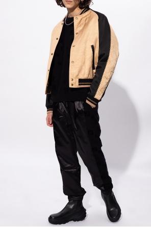 Sweatpants with logo od Fendi