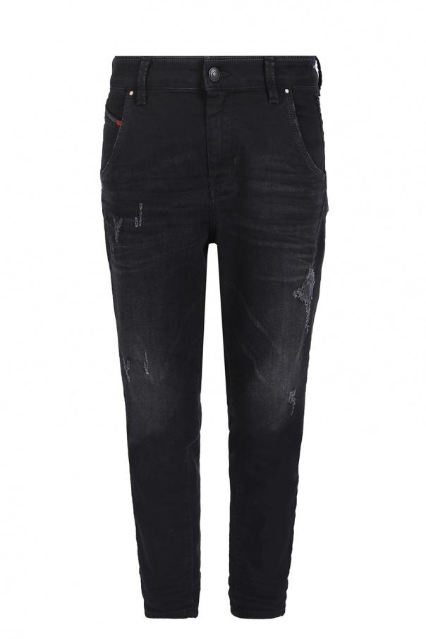 e3f7badc Fayza-Evo' boyfriend jeans Diesel - Vitkac shop online
