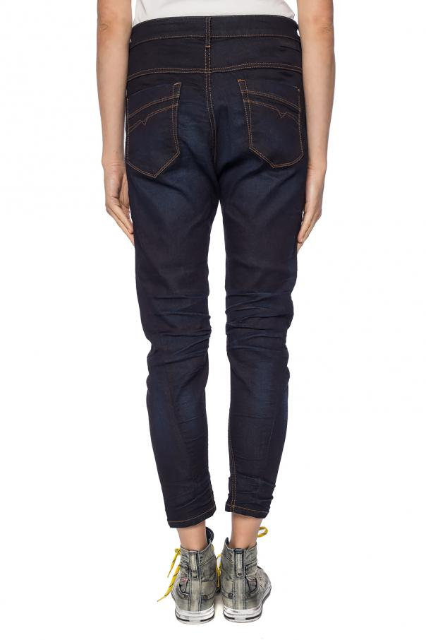 'fayza-ne'  jeans with tears od Diesel
