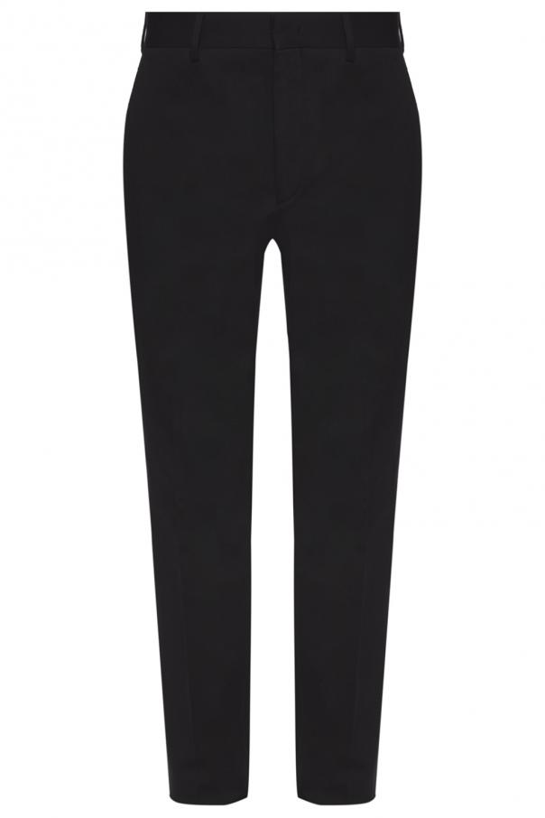 Fendi Straight leg trousers