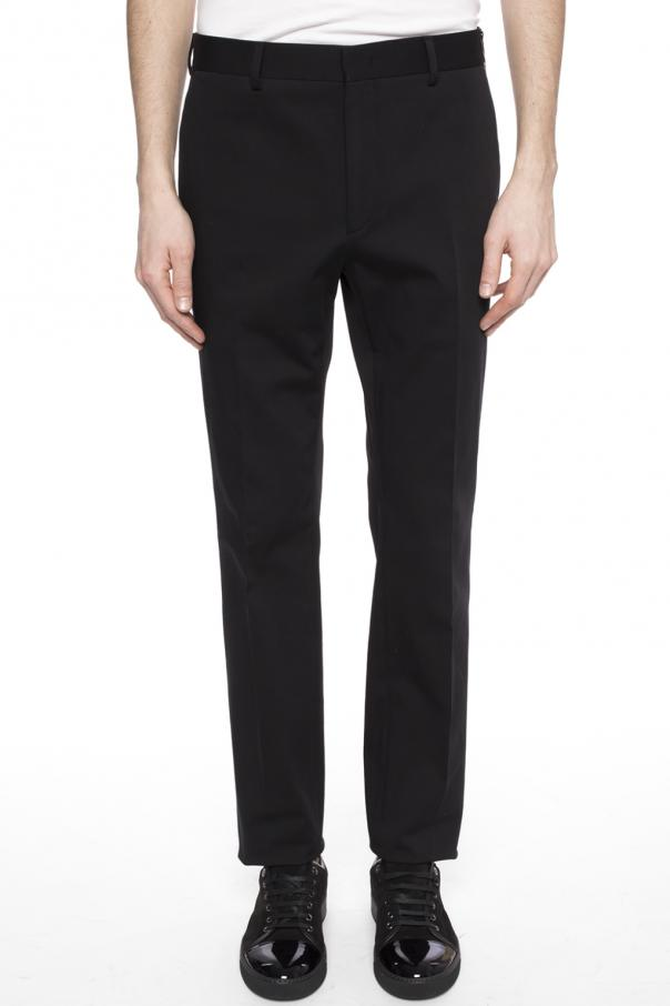 Straight leg trousers od Fendi