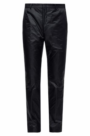 Polyester trousers od Fendi