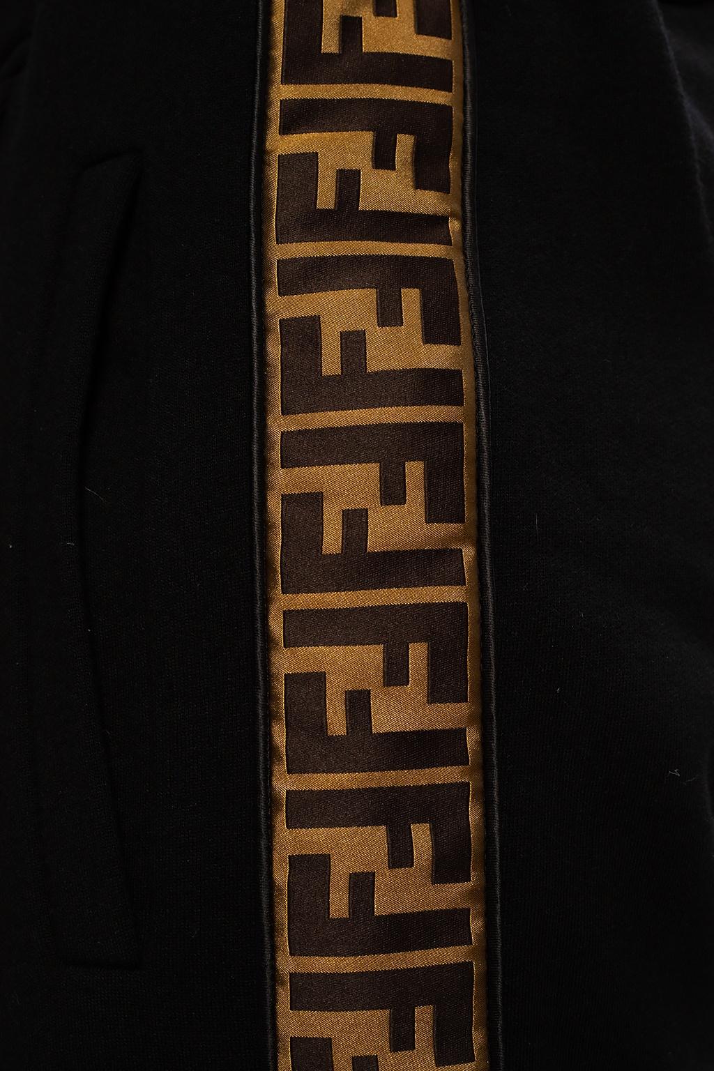 Fendi Side stripe sweatpants