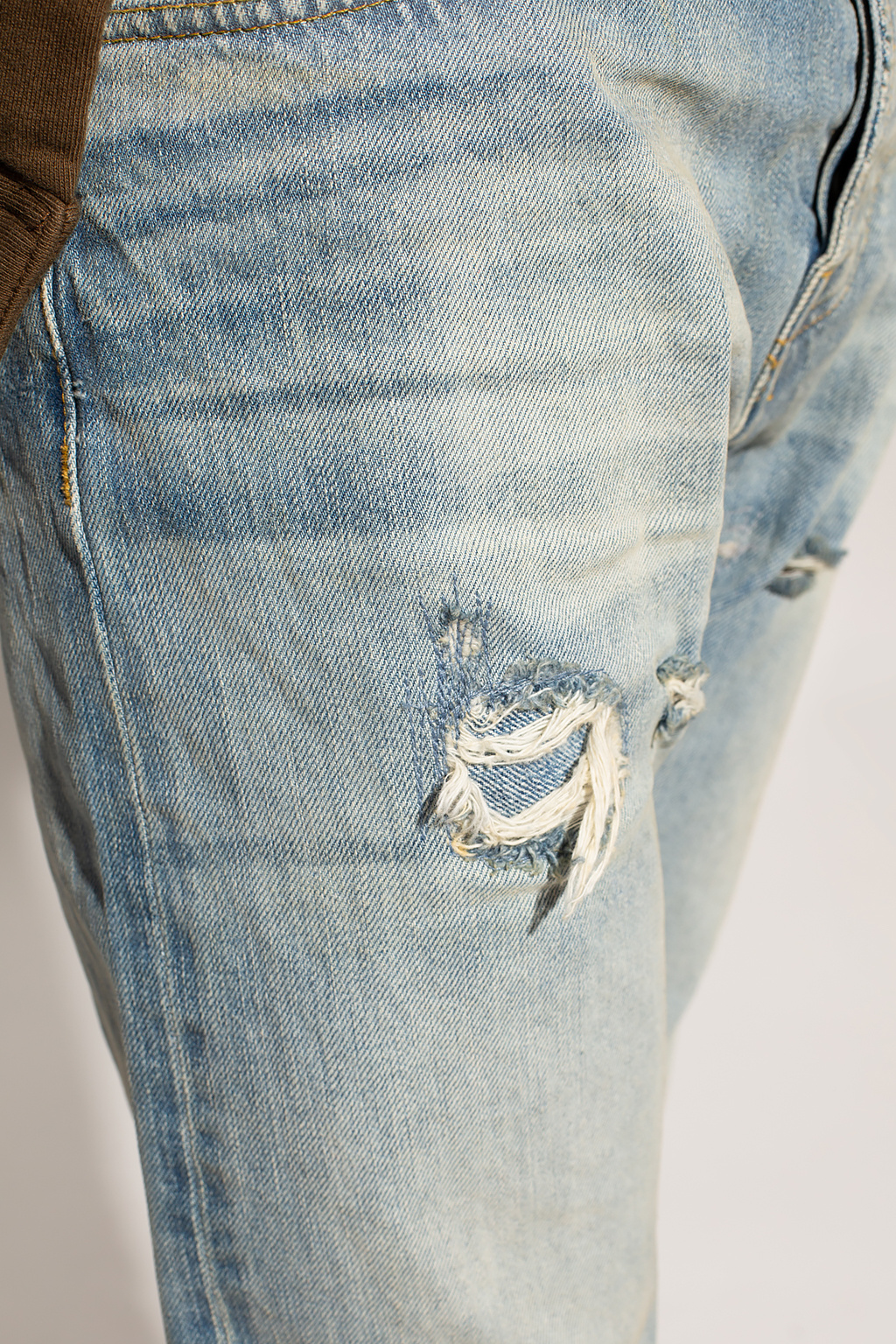 Fear Of God Jeans with logo