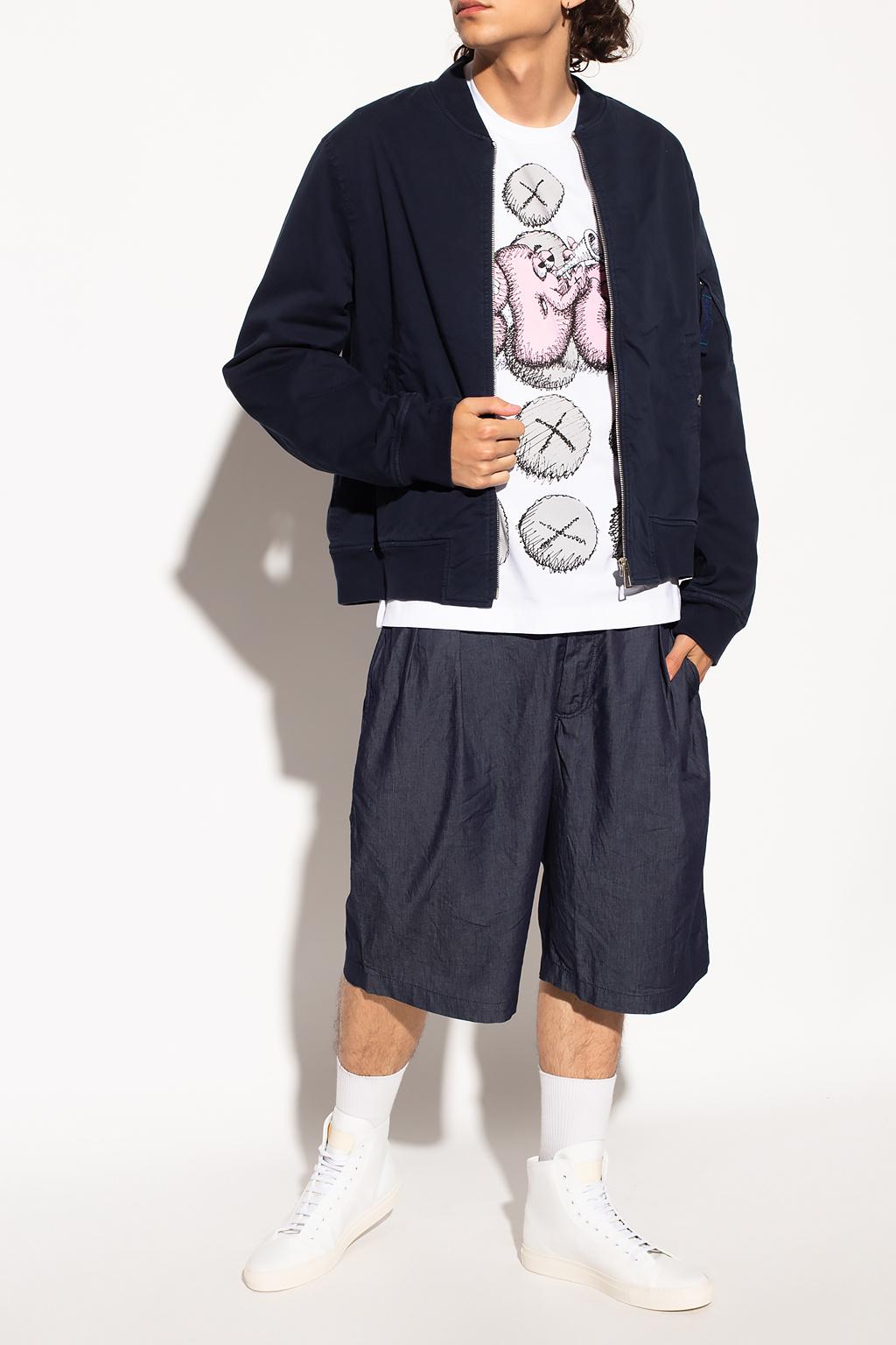 Comme des Garcons Shirt Denim shorts