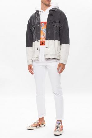 Logo jeans od Fendi