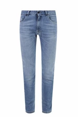 Tapered leg jeans od Fendi