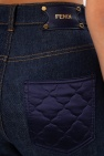 Fendi Tapered leg jeans