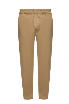 Drawstring trousers od Acne