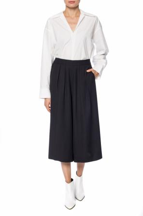 Loose-fit trousers od Acne