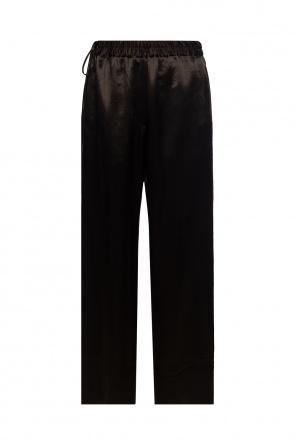Flared leg trousers od Acne