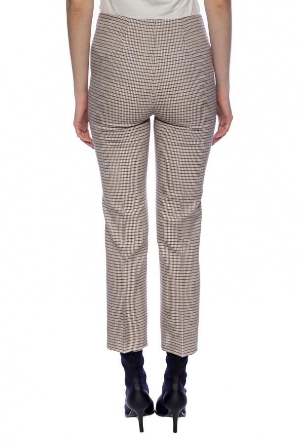 Creased trousers od Fendi