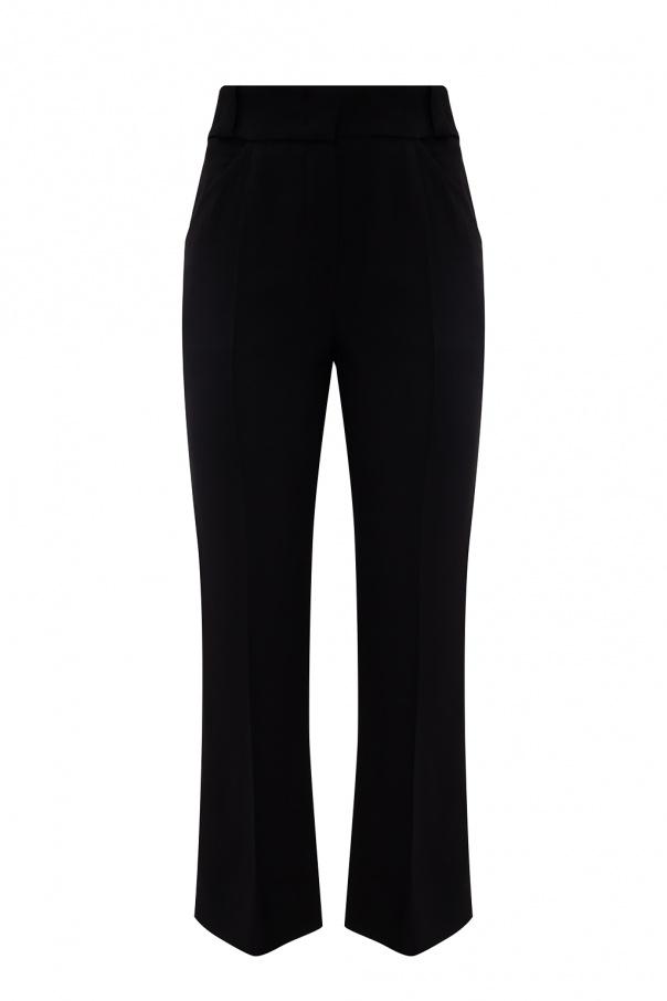 Fendi Pleat-front trousers