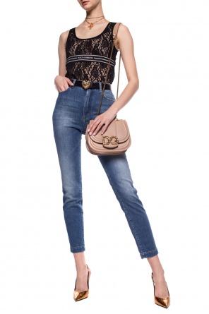 Distressed jeans od Dolce & Gabbana