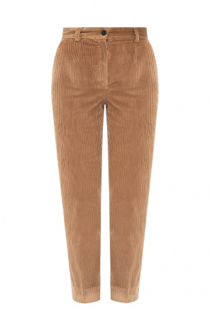 Corduroy trousers od Dolce & Gabbana