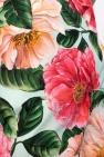 Dolce & Gabbana Floral-printed shorts