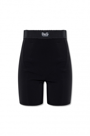 Leggings with logo od Dolce & Gabbana
