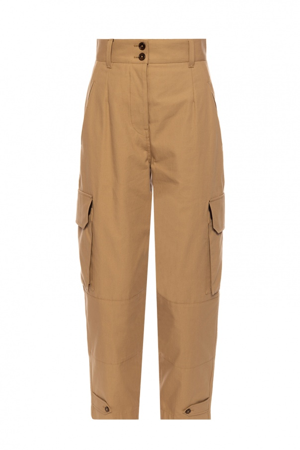 Dolce & Gabbana Trousers with logo