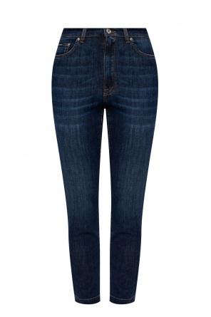 High waist jeans od Dolce & Gabbana