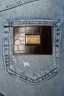 Dolce & Gabbana Raw edge jeans