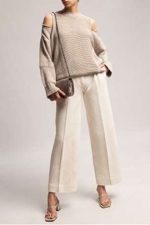 Knit trousers od Fendi