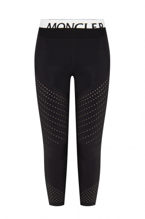 Perforated leggings od Moncler 'O'