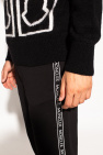 Moncler Sweatpants with side stripes