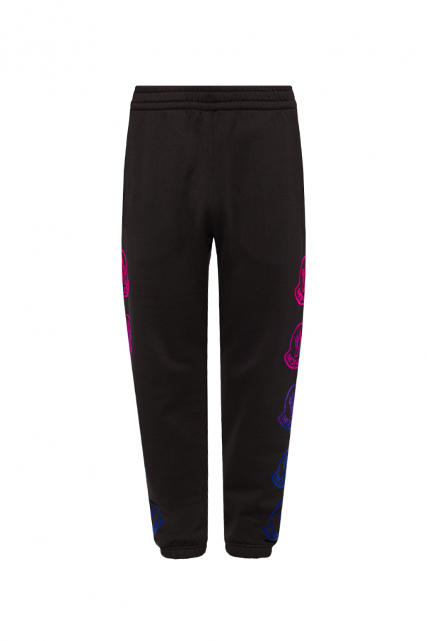 Moncler Sweatpants with logo