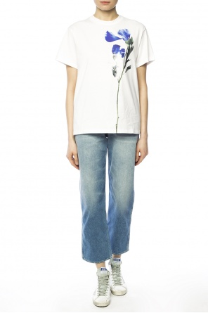 High-waisted jeans od Golden Goose