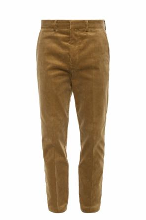Corduroy trousers od Golden Goose