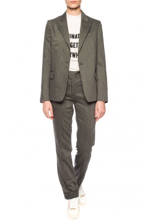 Striped trousers od Golden Goose