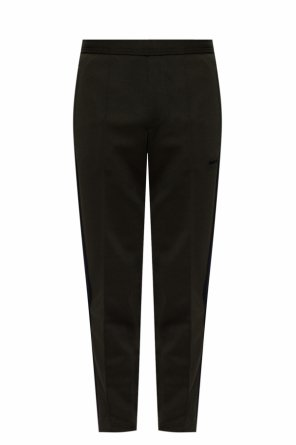 Side-stripe trousers od Golden Goose