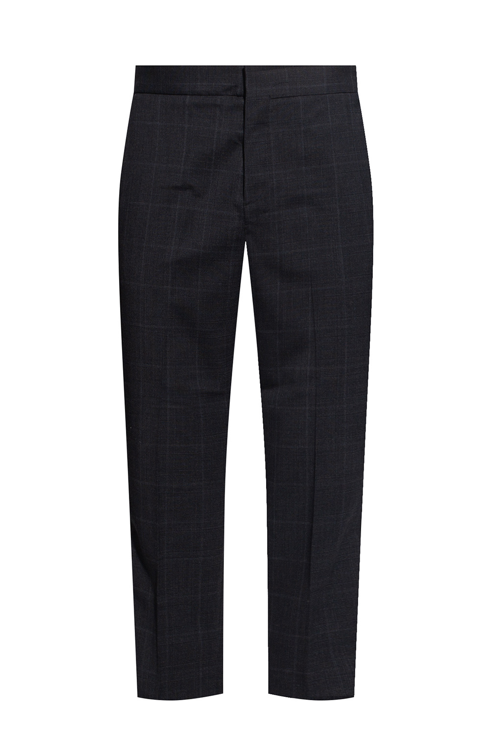 AllSaints 'Garth' checked trousers