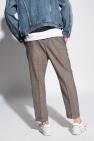 AllSaints 'Glebe' pleat-front trousers